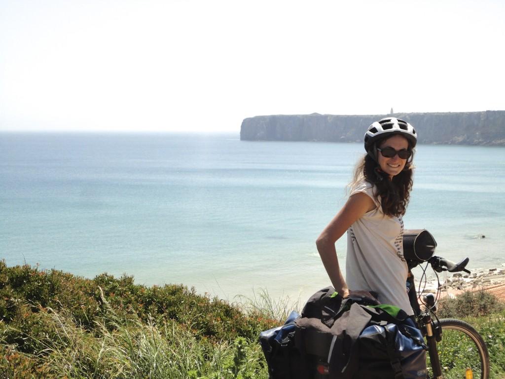 Vélo au Portugal et plages