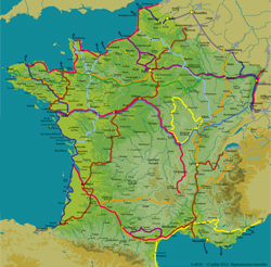 Voyager A Velo En France Top 5 Des Grandes Voies Cyclables