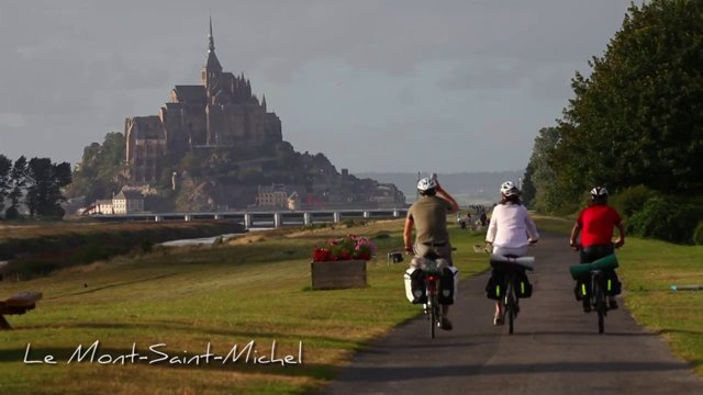Véloscénie - voies cyclables France - GlobalBiker