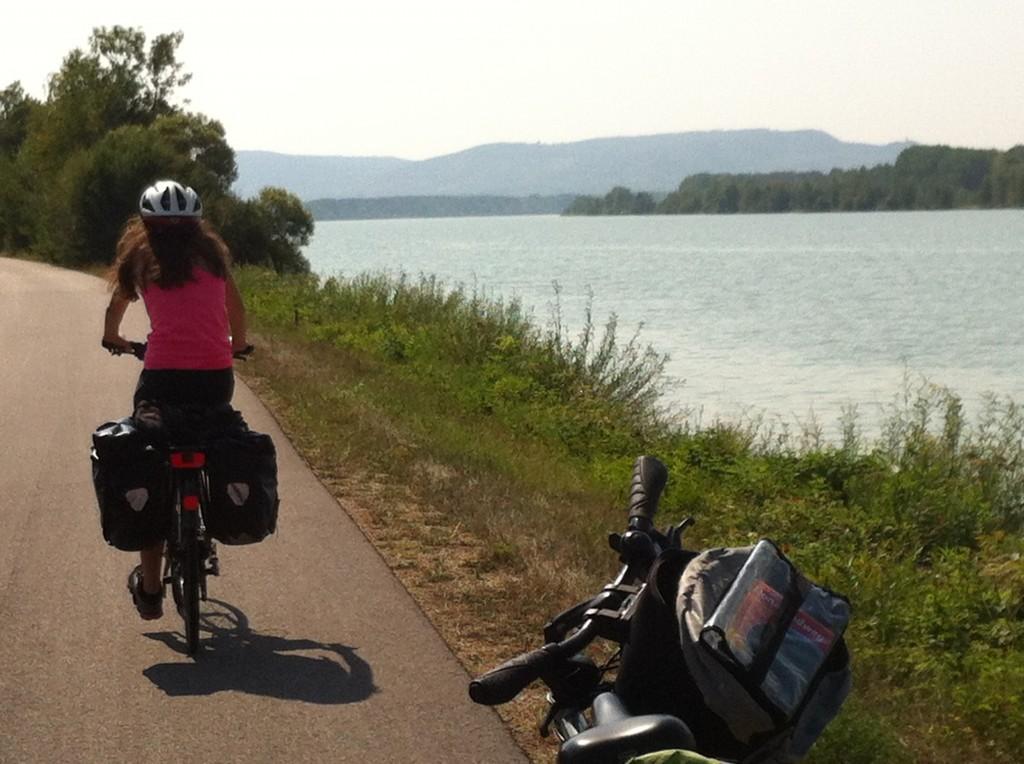 Vienne-Linz à vélo