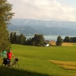 L'Autriche, le paradis des voyageurs à vélo