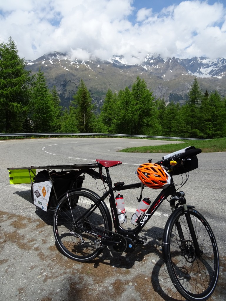 Sun trip voyage à vélo