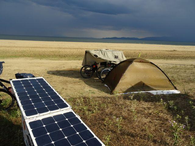 Vélo solaire Sun Trip