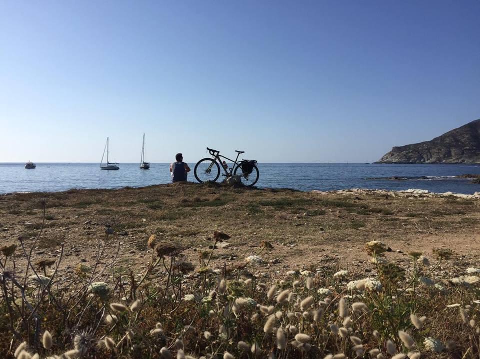 Cap Corse à vélo