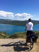 Le sud-est de la France à vélo de Lyon à Porto Vecchio – le voyage d'Emmanuel