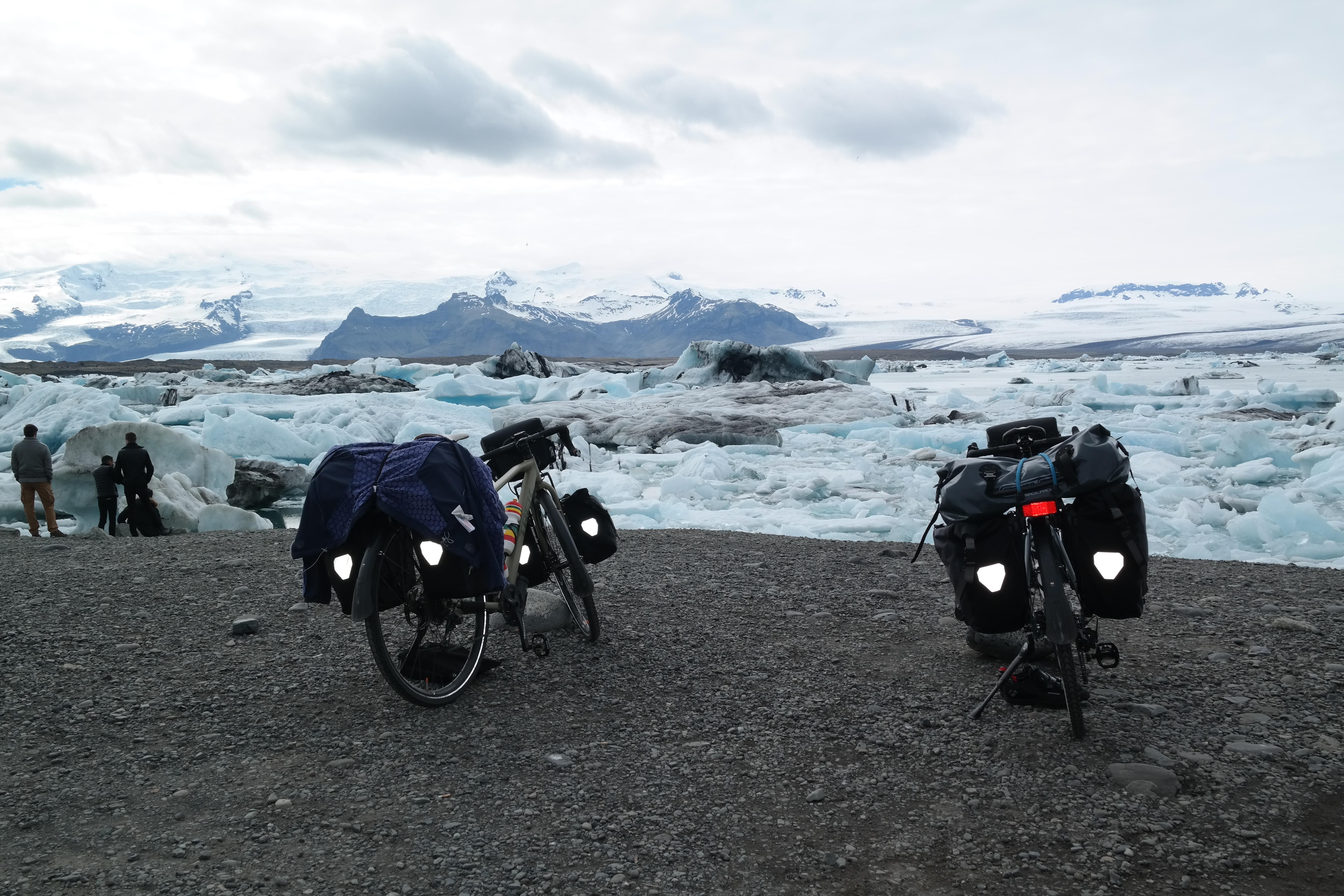 Tour de l'Islande à vélo par Damien