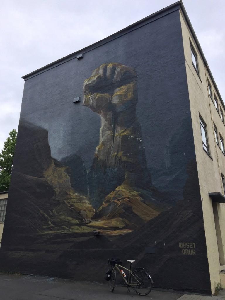 Street Art à Reykjavik