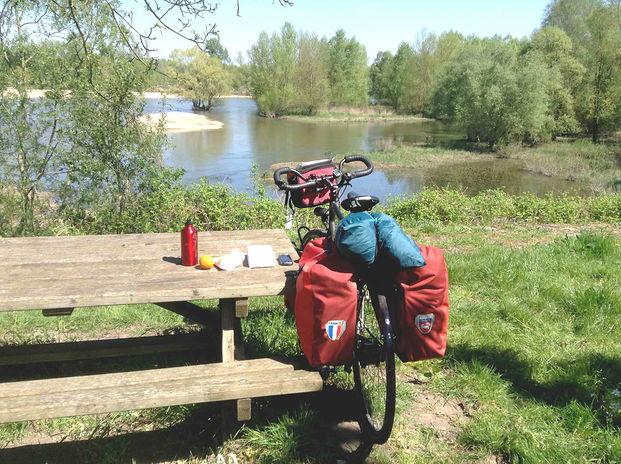 La Loire à vélo, en mode nature