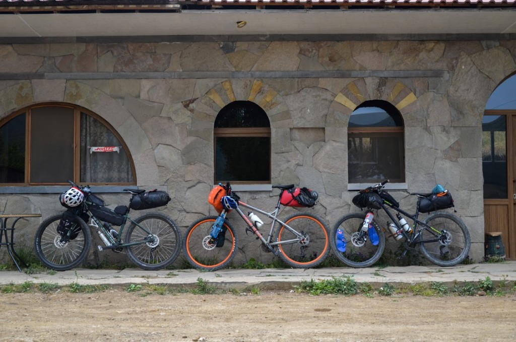 L'Arménie à vélo entre potes