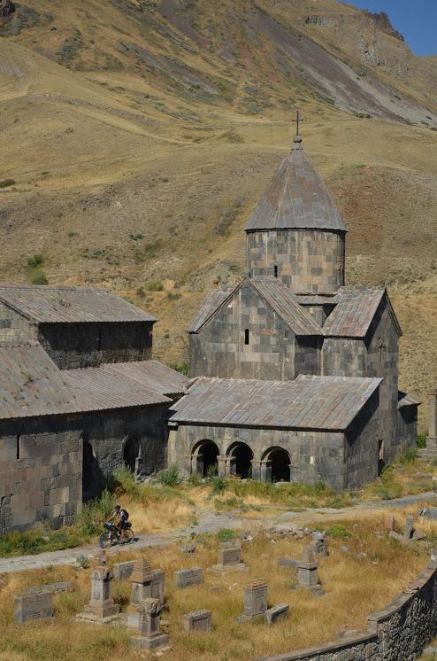 Arménie à vélo