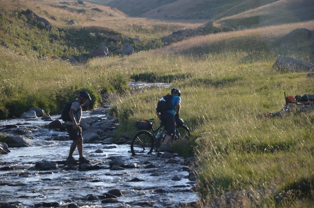 Bikepacking Arménie