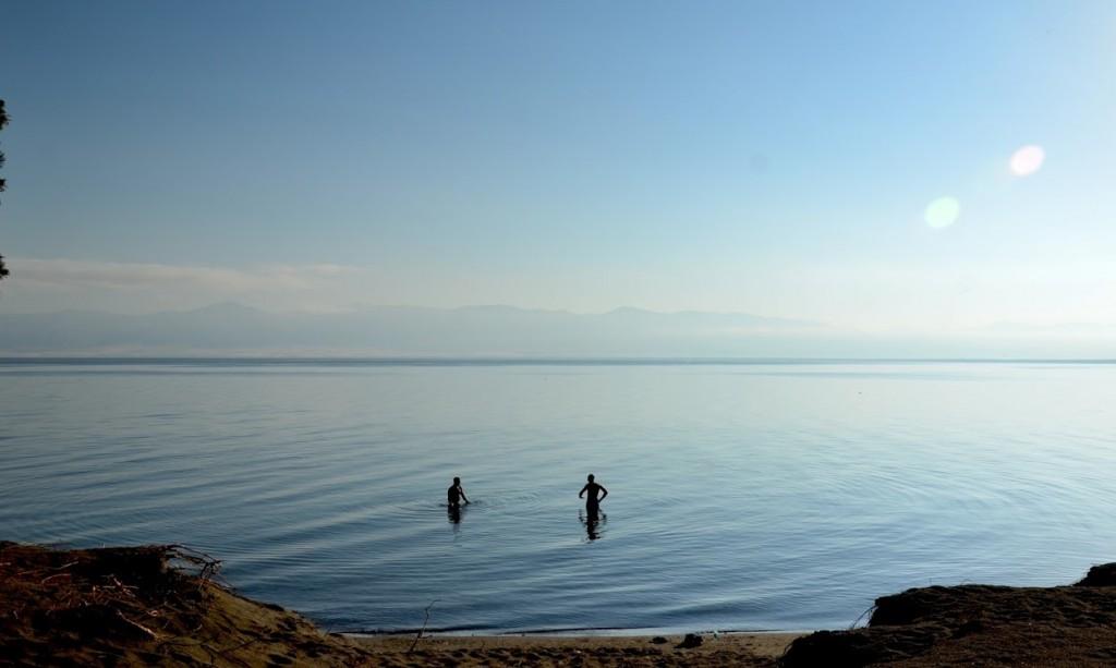 Lac Sevan voyage vélo