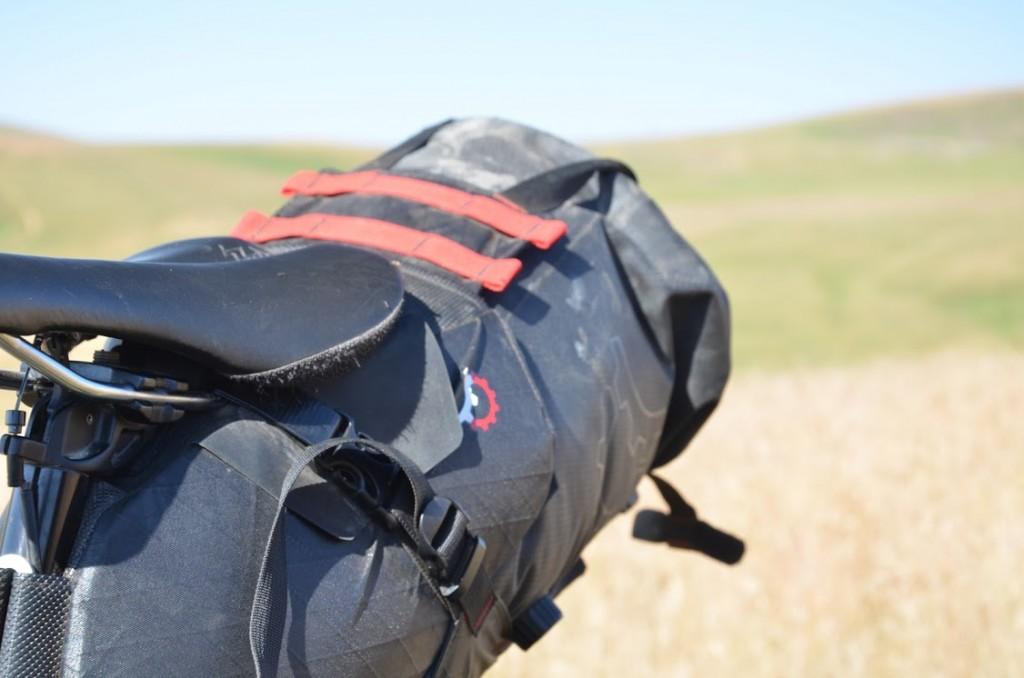 Sacoche de selle Bikepacking