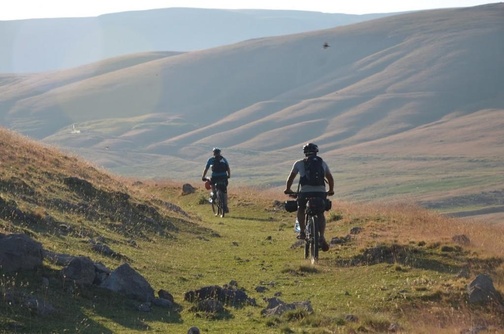 Haut Karabakh à vélo