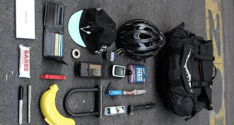 équipement voyage vélo route de la soie