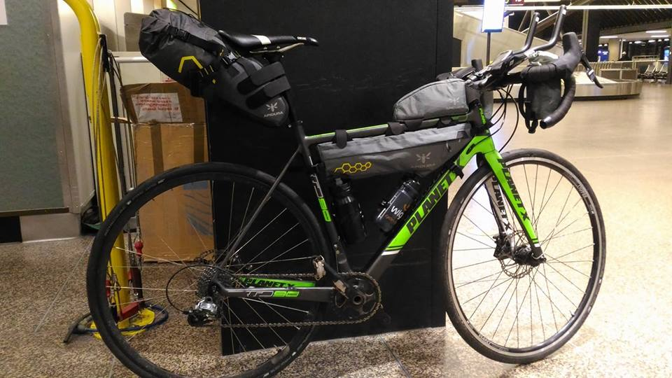 vélo apidura bikepacking biketouring