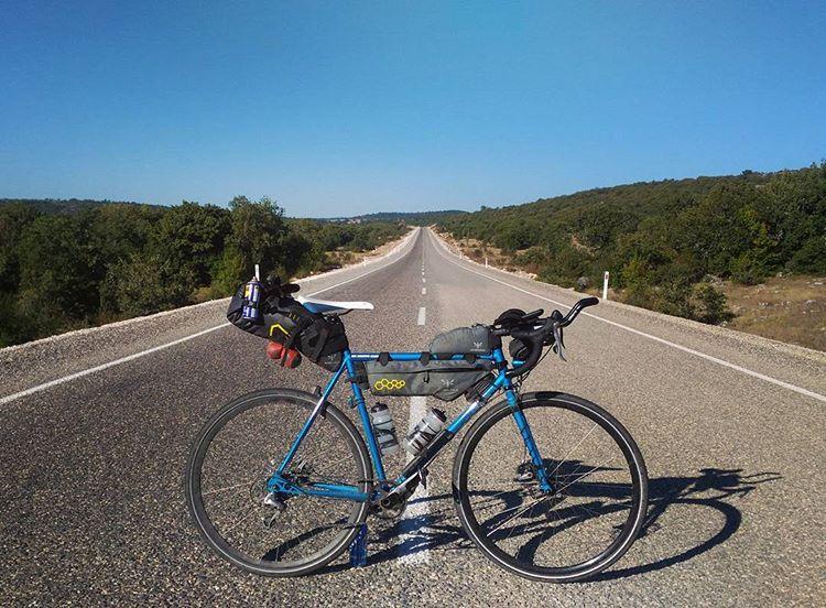 voyage à vélo turquie