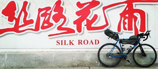 route de la Soie à vélo
