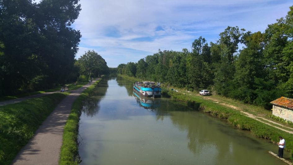 Voyage vélo Canal du Midi