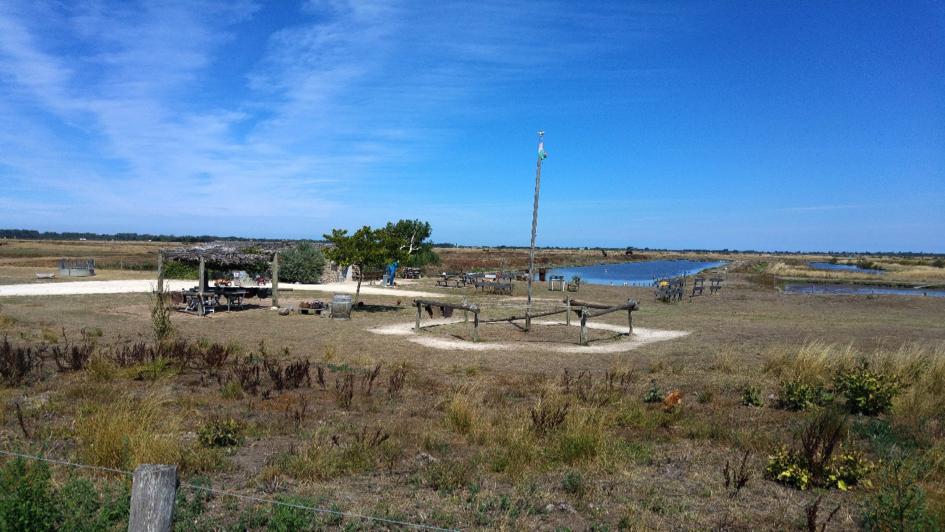 Voyage à vélo île de Ré