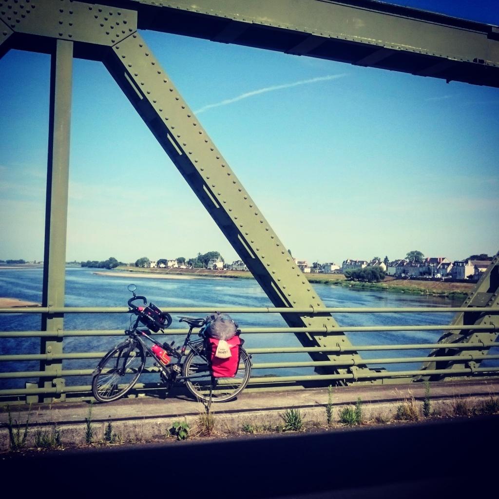 Départ à vélo voyage Europe Eurovélo 6