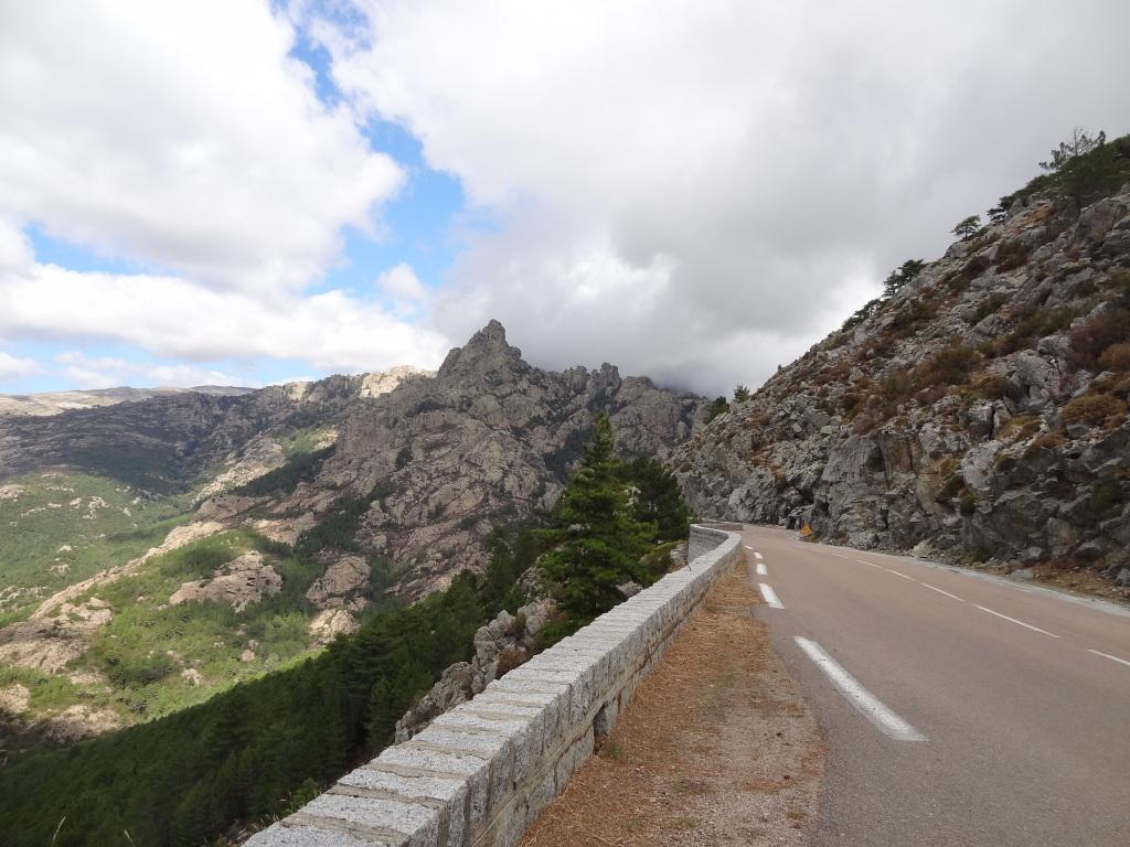Corse route vélo