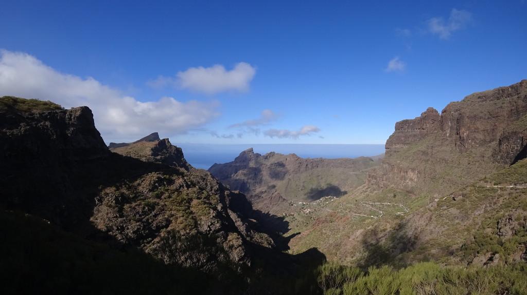 Vallée de Masca Tenerife à vélo