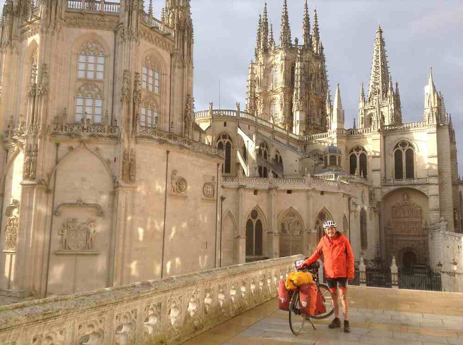 Vélo dans Burgos