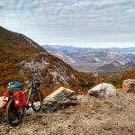 La traversée des Balkans à vélo