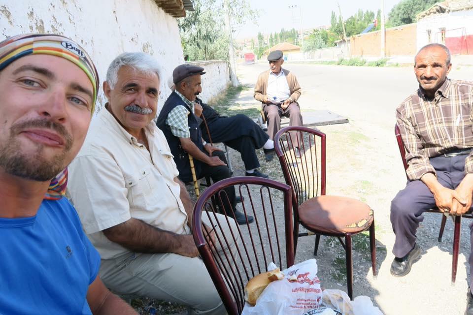 hospitalité turcs vélo