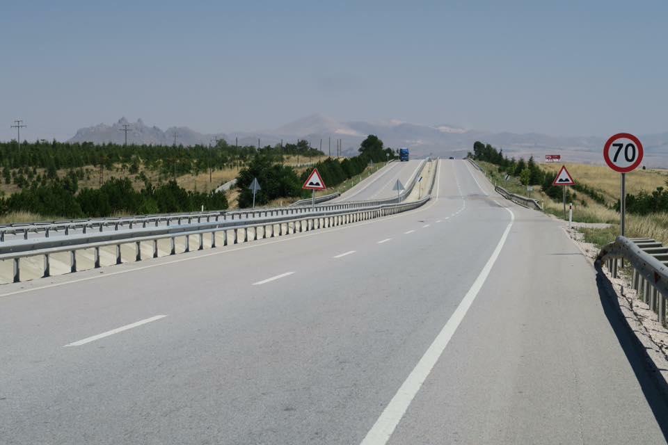 Circulation vélo Turquie