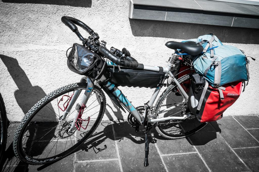 Vélo Géraldine