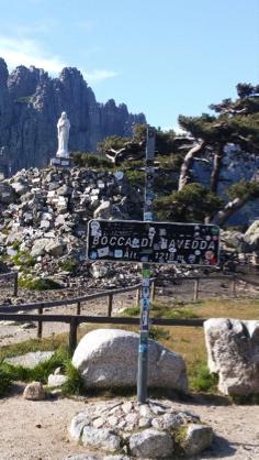 Col de Bavella Corse à vélo