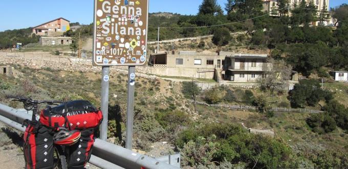 Vélo en Sardaigne