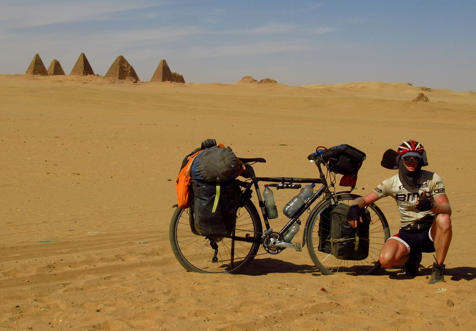 Désert Soudan à vélo