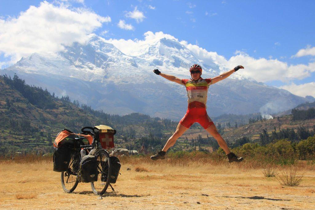 tour du monde à vélo passage Pérou