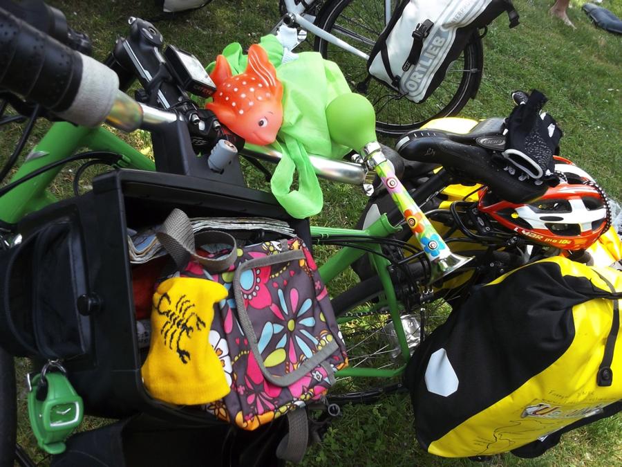 Festival voyage à vélo EuroVeloGex