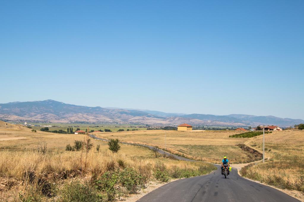 voyage vélo en europe
