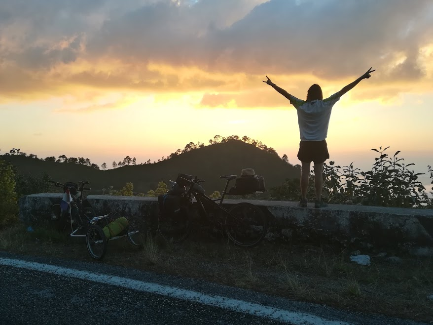 Voyager à vélo au Mexique