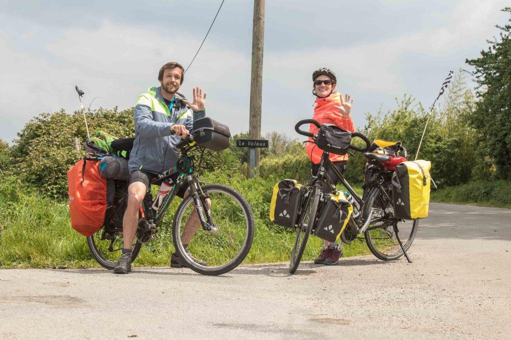 tour d'europe à vélo mila et denni globalbiker