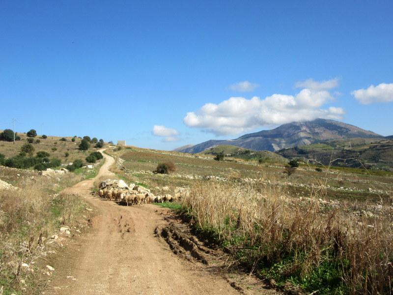 routes centre sicile