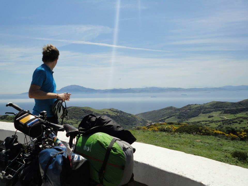 le sud de l'Espagne à vélo