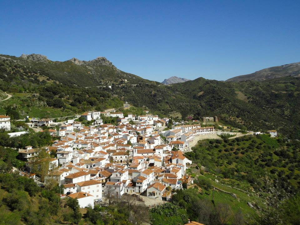 Voyage vélo Andalousie villages blancs