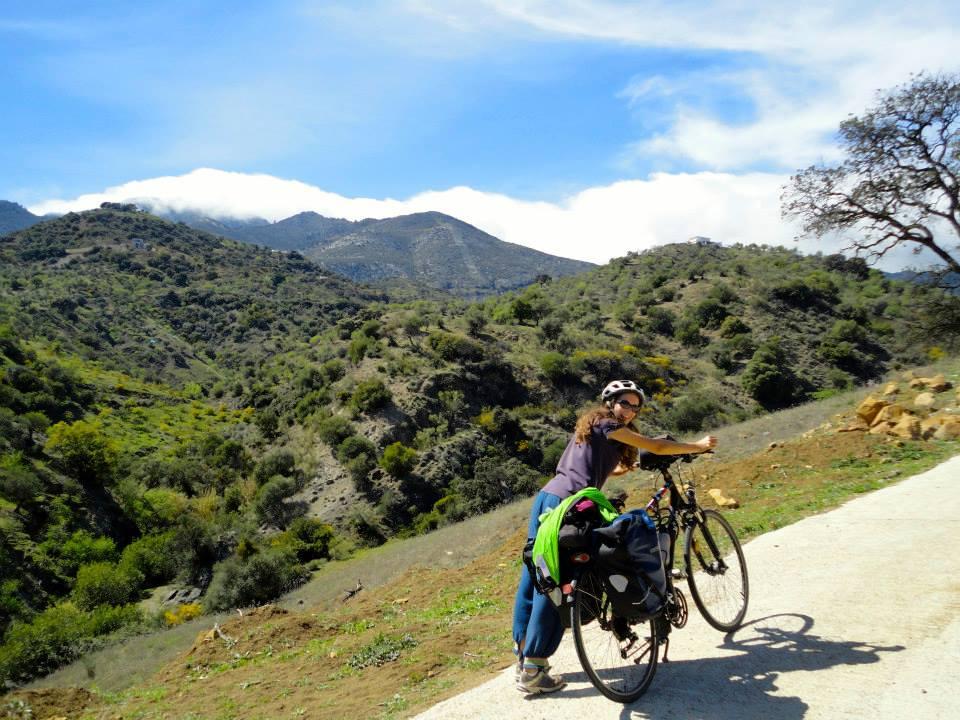 Dénivelé Andalousie vélo