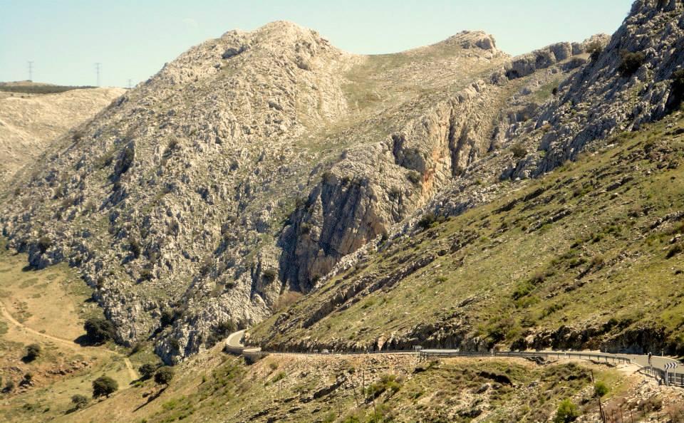 Cyclotourisme en Andalousie