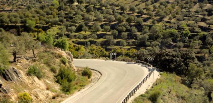 Voyager à vélo en Andalousie
