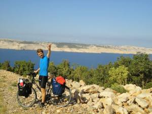 La Croatie à vélo