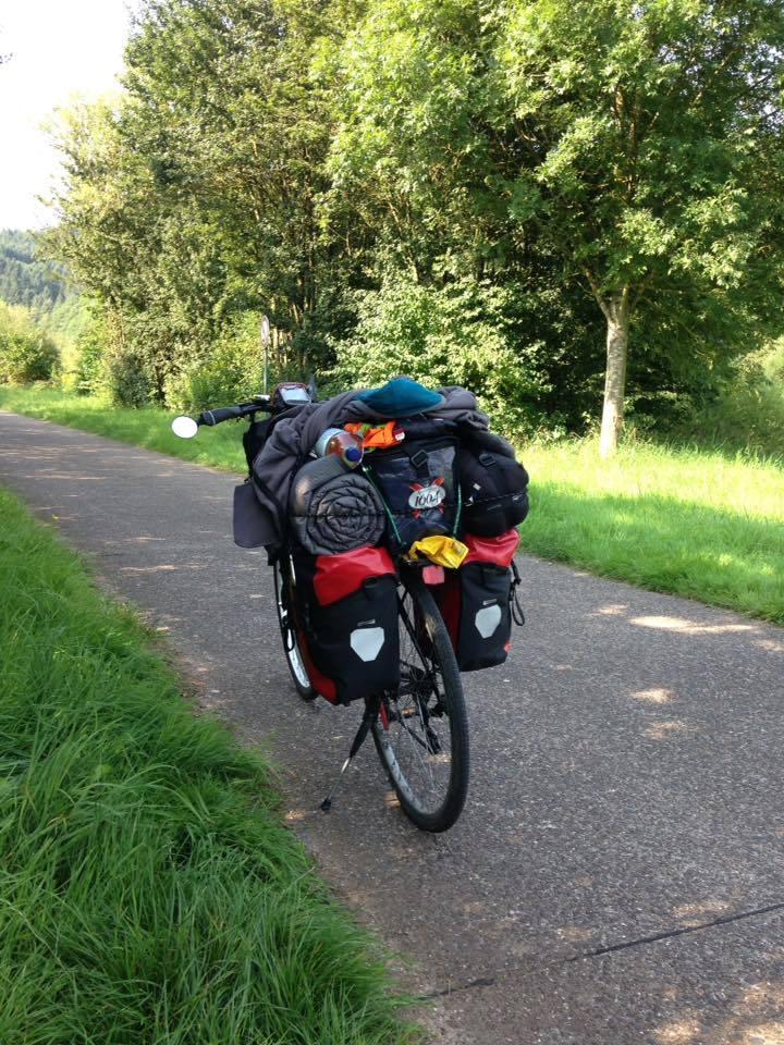 Routes vélo Belgique