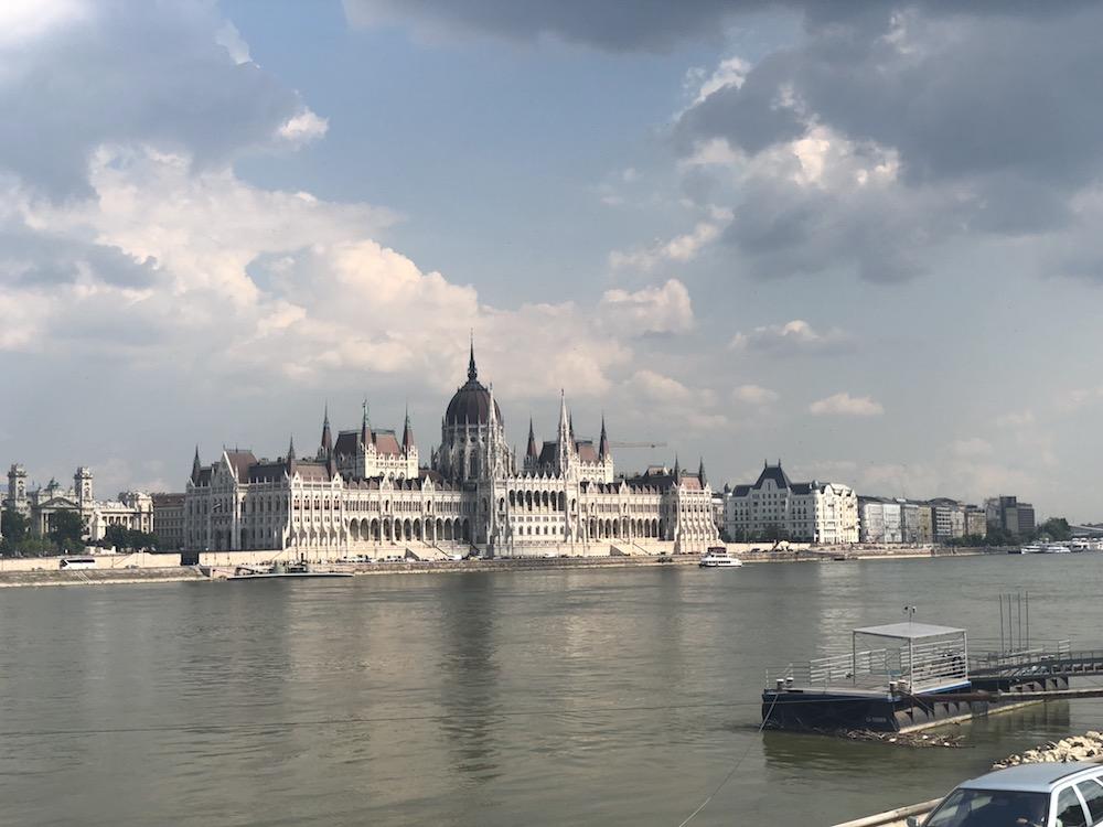 Budapest voyage vélo