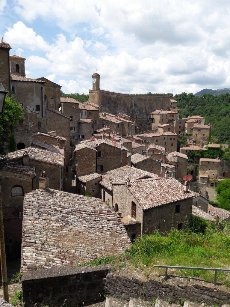 Itinéraire Toscane vélo